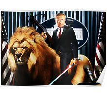 Donald Trump for President 2 Poster