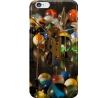 Wind-up v. Marbles iPhone Case/Skin