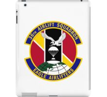 36th Airlift Squadron - Eagle Airlifters iPad Case/Skin