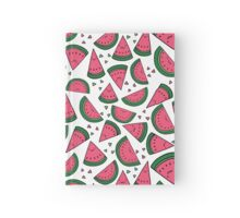 Happy Watermelons Hardcover Journal