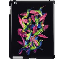 Hummingbird Dance in Sharpie iPad Case/Skin