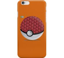 Goyard Pokeball  iPhone Case/Skin