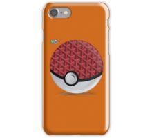 Goyard Pokeball  iPhone Case/Skin
