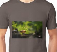 Little Brown Mushroom Unisex T-Shirt