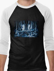 Cavernous Men's Baseball ¾ T-Shirt