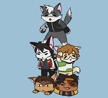 Forming Voltron: Are we doing this correctly? Unisex T-Shirt