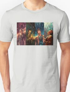 Doctor Who - War, 9, 10, 11 Unisex T-Shirt