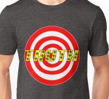 aimtargettruth Unisex T-Shirt