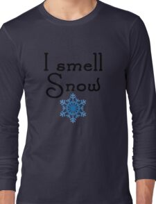 Gilmore Girls - I smell Snow Long Sleeve T-Shirt