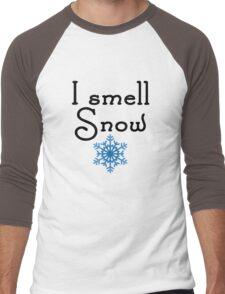 Gilmore Girls - I smell Snow Men's Baseball ¾ T-Shirt