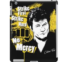 Strike First Strike Hard No Mercy iPad Case/Skin