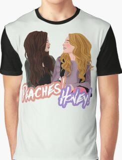 peaches! honey! Graphic T-Shirt
