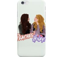 peaches! honey! iPhone Case/Skin