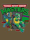 Teenage Mutant Modern Masters by Captain RibMan