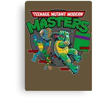 Teenage Mutant Modern Masters Canvas Print