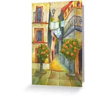 Sevilla Greeting Card