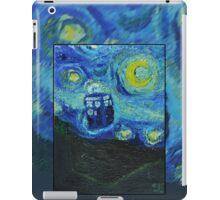 Van Gogh Blue Box iPad Case/Skin