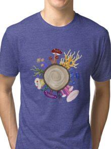 Friday Fungidoodle! Tri-blend T-Shirt