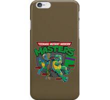 Teenage Mutant Modern Masters iPhone Case/Skin