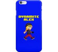 Dynamite Alex iPhone Case/Skin