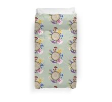 Friday Fungidoodle! Duvet Cover