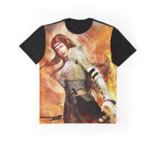 Fire Elf Graphic T-Shirt