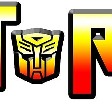Hot Rod logo by psychoandy