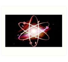 Big Bang Theory Art Print