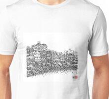 Shengken Old Street riverside, Taipei Unisex T-Shirt