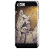 Angry Bear iPhone Case/Skin