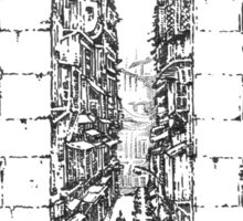 Taipei Street Sticker