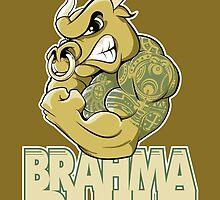 Brahma Built by SilverBaX
