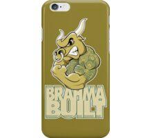 Brahma Built iPhone Case/Skin