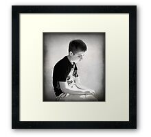 The Lonely Years Framed Print