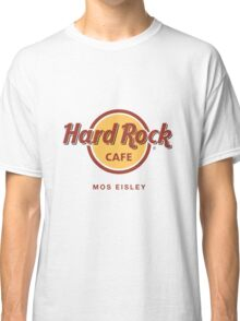Hard Rock Cafe Mos Eisley Star Wars  Classic T-Shirt