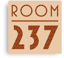 Shining - Room 237 Canvas Print