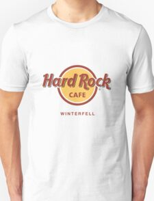 Hard Rock Cafe Winterfell Game of Thrones Unisex T-Shirt