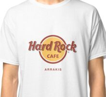 Hard Rock Cafe Dune Sci Fi Fantasy Classic T-Shirt