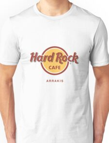 Hard Rock Cafe Dune Sci Fi Fantasy Unisex T-Shirt