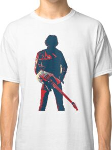 hope art the rock legend with guitar Classic T-Shirt