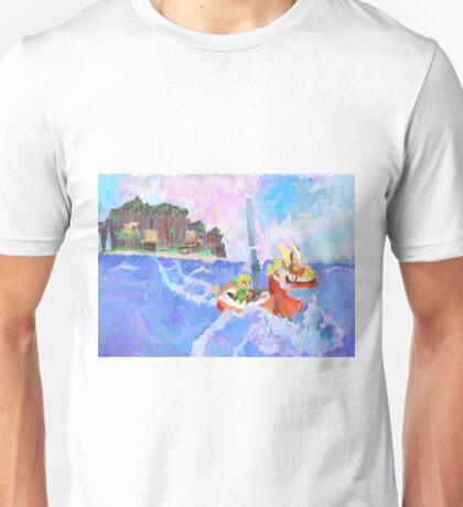 Wind Waker Colour Study Unisex T-Shirt