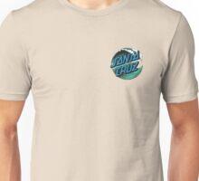 Santa cruz sticker  Unisex T-Shirt