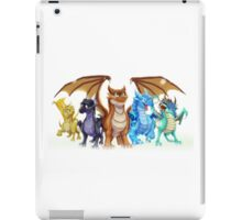 Wings of Fire Main Five iPad Case/Skin