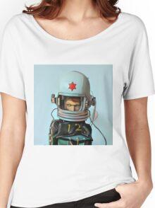 Cosmonaut Vector Women's Relaxed Fit T-Shirt