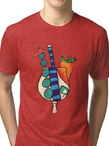 Weird Cocktail  Tri-blend T-Shirt
