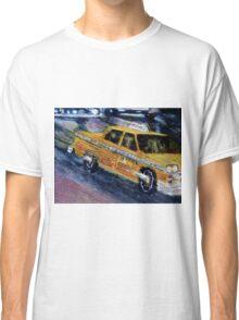 NYC taxi 2 Classic T-Shirt