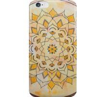 Sacral Chakra Mandala iPhone Case/Skin