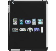 Nintendo Controller Family  iPad Case/Skin