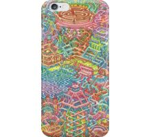 The Maze iPhone Case/Skin