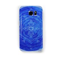 Third Eye Chakra Mandala Samsung Galaxy Case/Skin